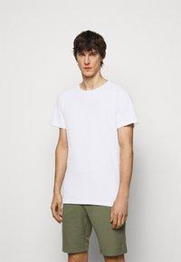 Les Deux - AUSTIN - Basic T-shirt - white - 0