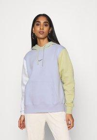 Nike Sportswear - HOODIE - Sweatshirt - ghost - 0