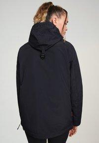 Napapijri - RAINFOREST SUMMER - Winter jacket - blu marine - 2