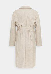 Vero Moda Petite - VMFORTUNE - Classic coat - silver mink/melange - 1