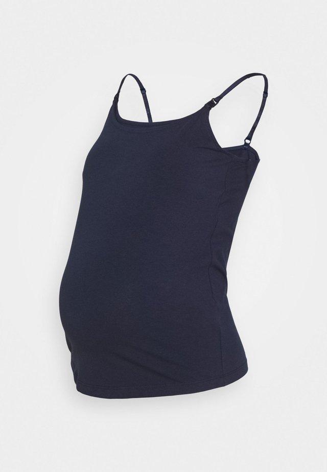 NURSING FUNCTION cami top - Top - dark blue