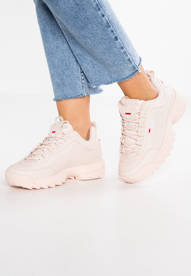 DISRUPTOR - Trainers - peach whip