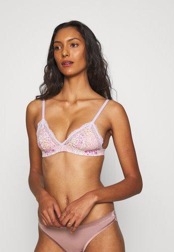 ANENOME  - Kaarituettomat rintaliivit - rose