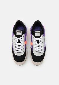 Puma - FUTURE RIDER GALAXY  - Trainers - black/ultra violet - 5