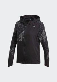adidas Performance - OWN THE RUN REFLECTIVE JACKET - Training jacket - black - 11