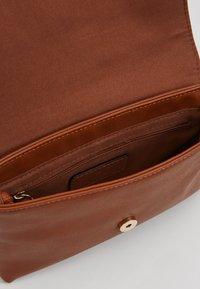 TOM TAILOR - LUNA - Across body bag - cognac - 4