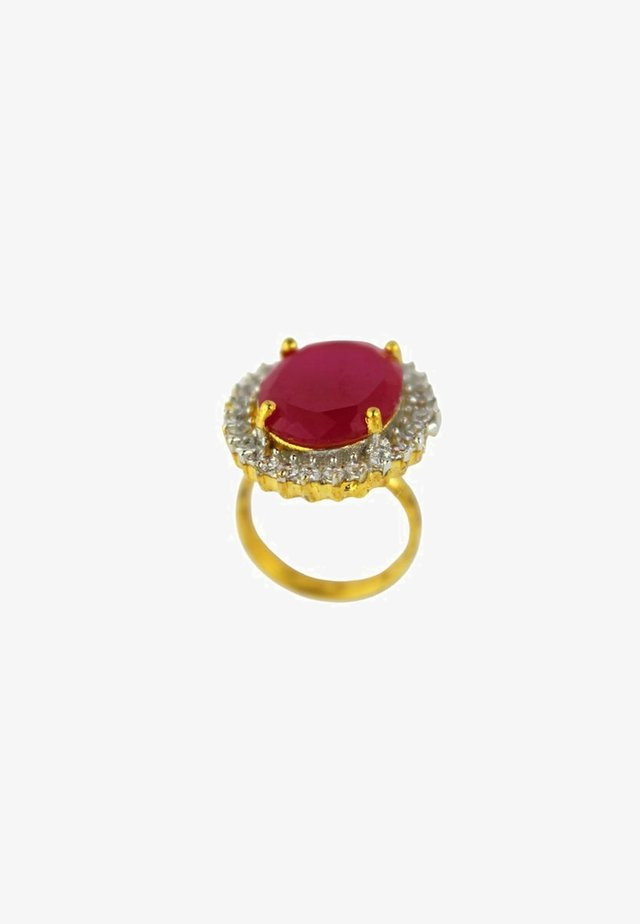 BEAUTY - Bague - red