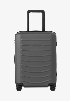Wheeled suitcase - khaki