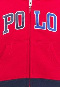 Polo Ralph Lauren - HOOD - Zip-up hoodie - red - 2