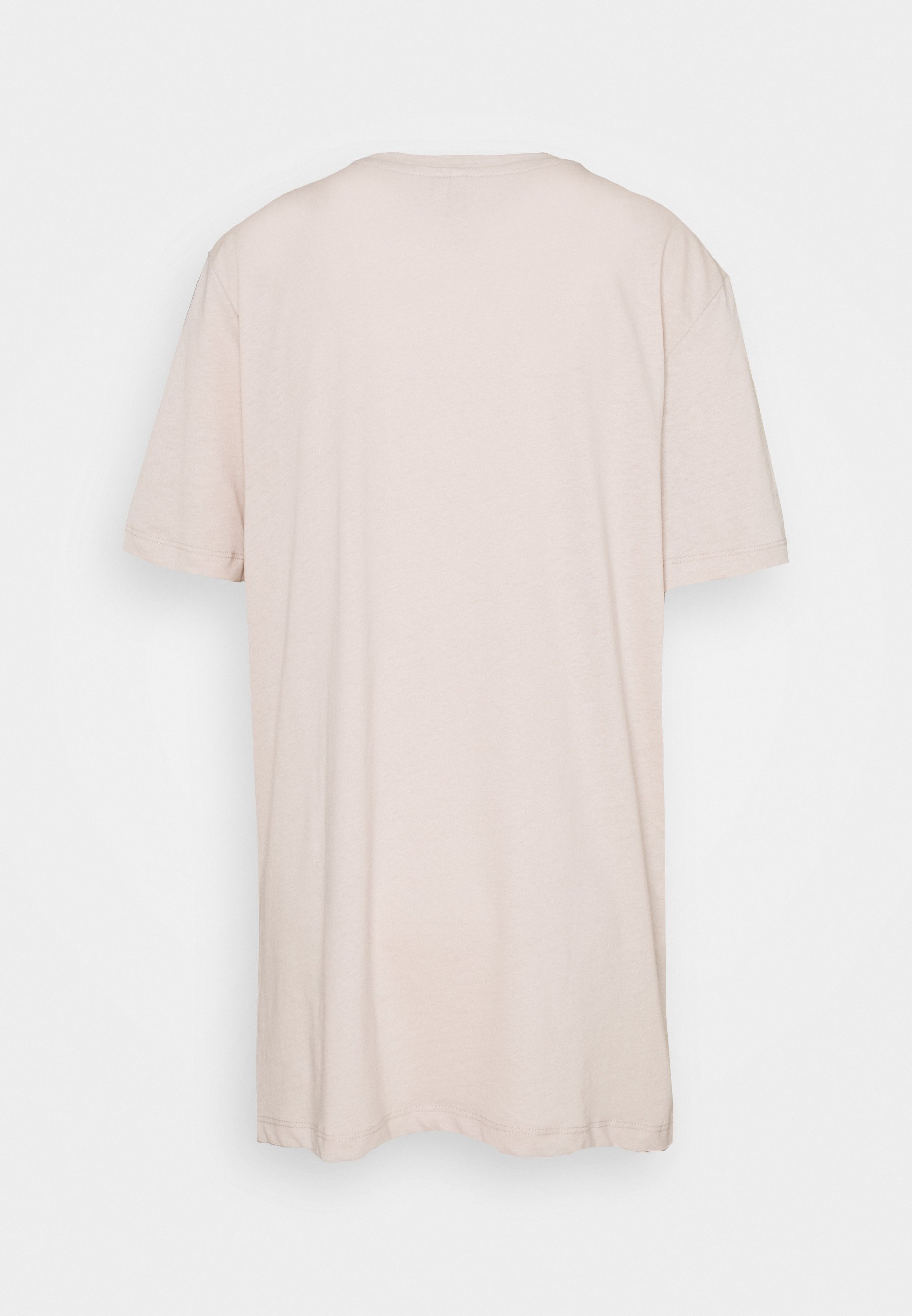 Nly By Nelly Oversize Tee - T-shirts Light Beige/offwhite