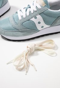 Saucony - JAZZ VINTAGE - Trainers - light blue/white - 7
