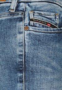 Diesel - D-SLANDY - Bootcut jeans - light blue - 6