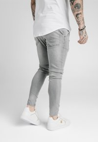 SIKSILK - Jeans Skinny Fit - washed grey - 4