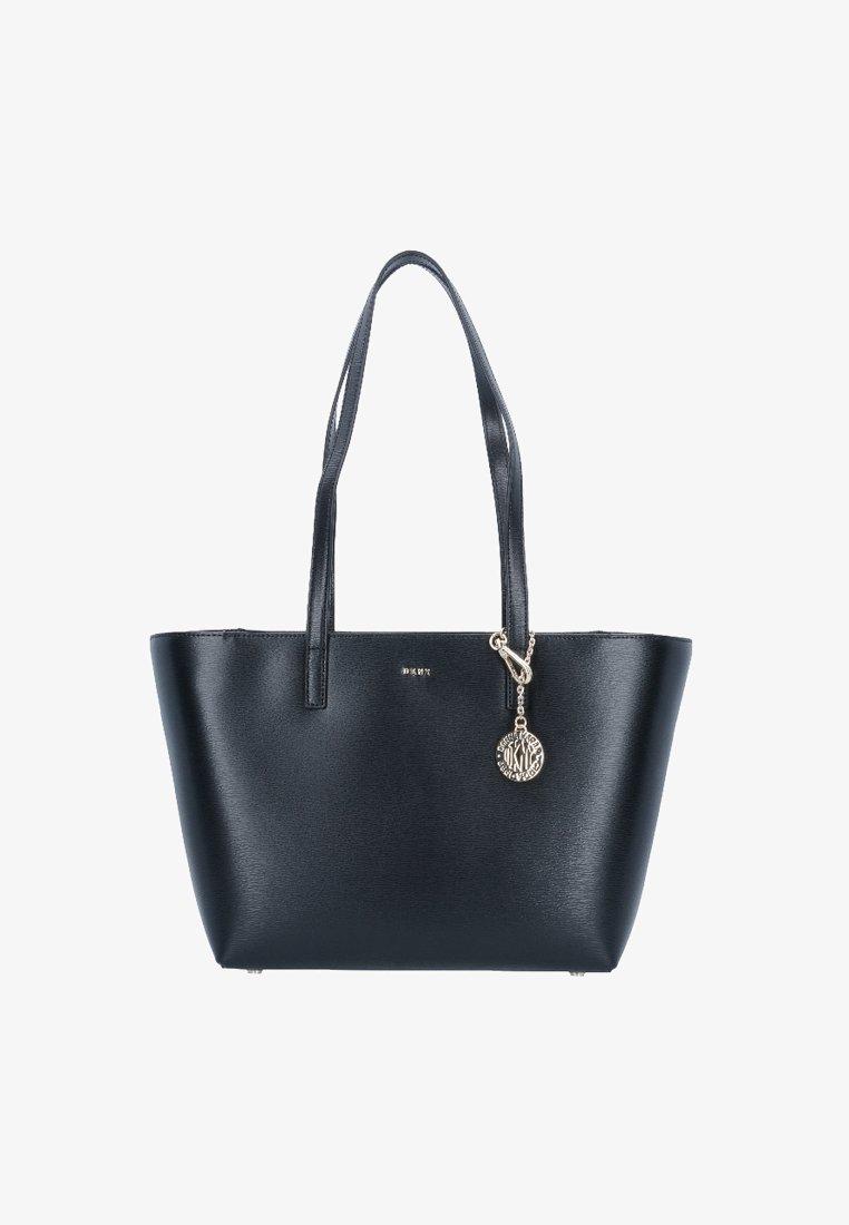 DKNY - BRYANT BOX SUTTON - Tote bag - black