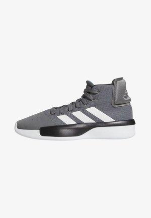 PRO ADVERSARY 2019 SHOES - Basketsko - grey