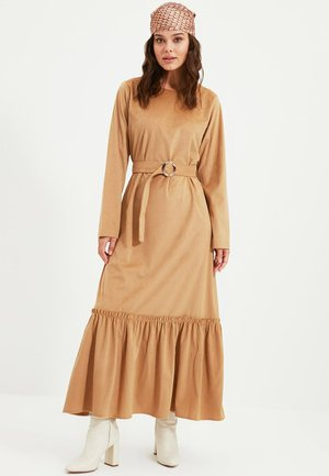 PARENT - Maxi dress - beige