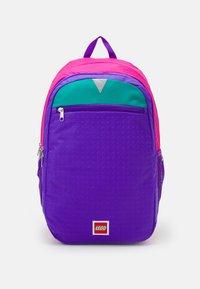 iconic pink/purple