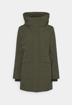 CAJSA WOMENS - Outdoor jacket - deep green