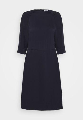 FLOW - Denní šaty - dark navy