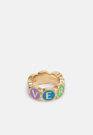 SMALTO - Ring - gold-coloured/multicolor