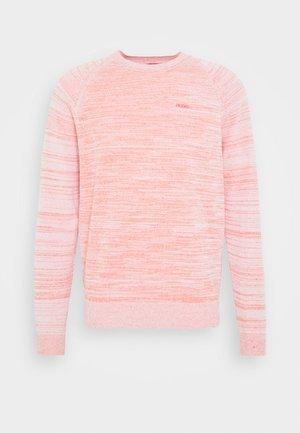 SADRENO - Pullover - light pastel red