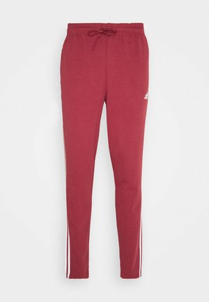 STRIPES MUST HAVES SPORTS REGULAR PANTS - Tracksuit bottoms - legacy red
