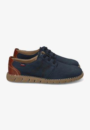 VIZ - Zapatos con cordones - azul
