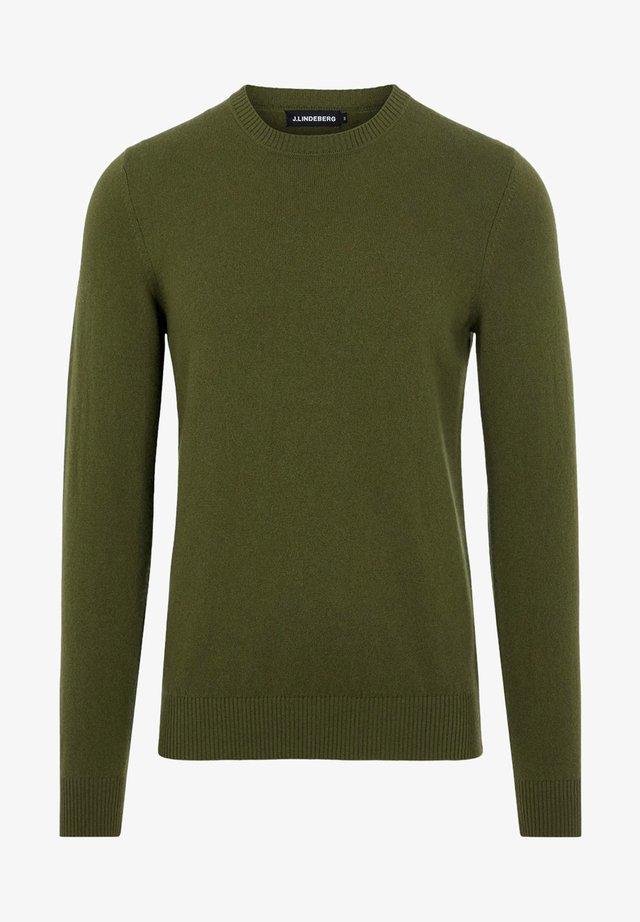 Maglione - moss green