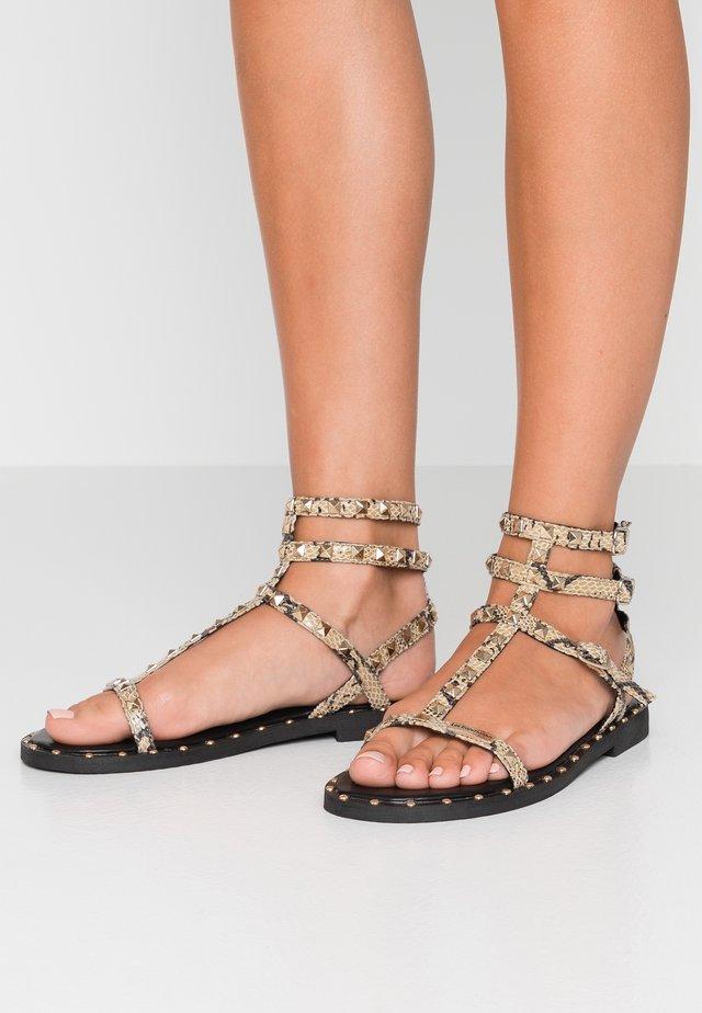 CASSIE - Sandals - beige