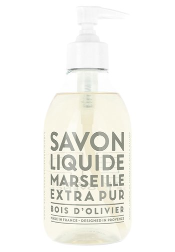 LIQUID MARSEILLE SOAP - Liquid soap - olive wood