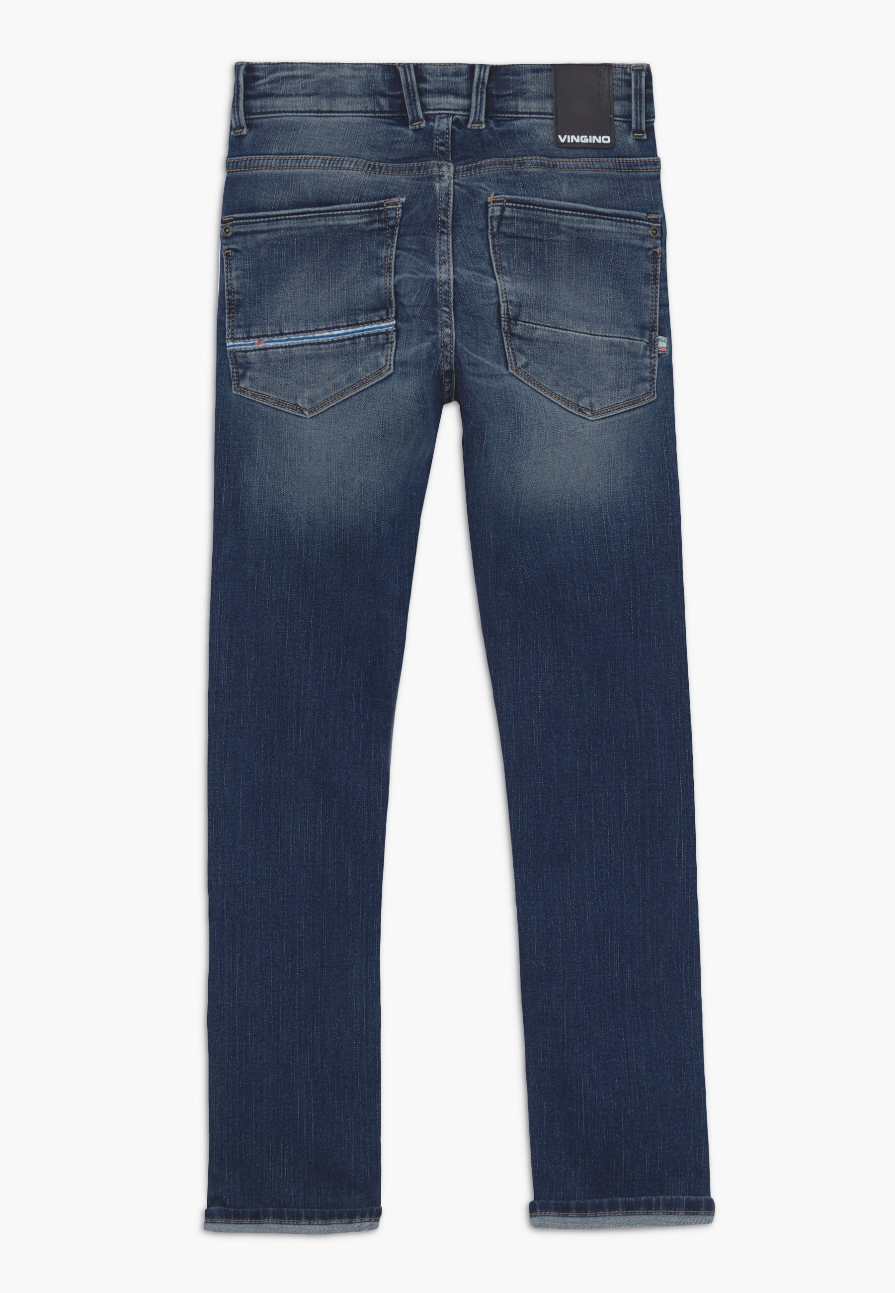 Vingino Alvasco - Jeans Skinny Fit Mid Blue Wash