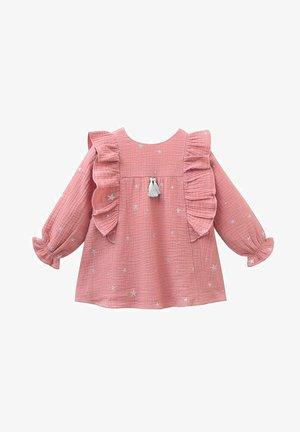 Vardagsklänning - rosa