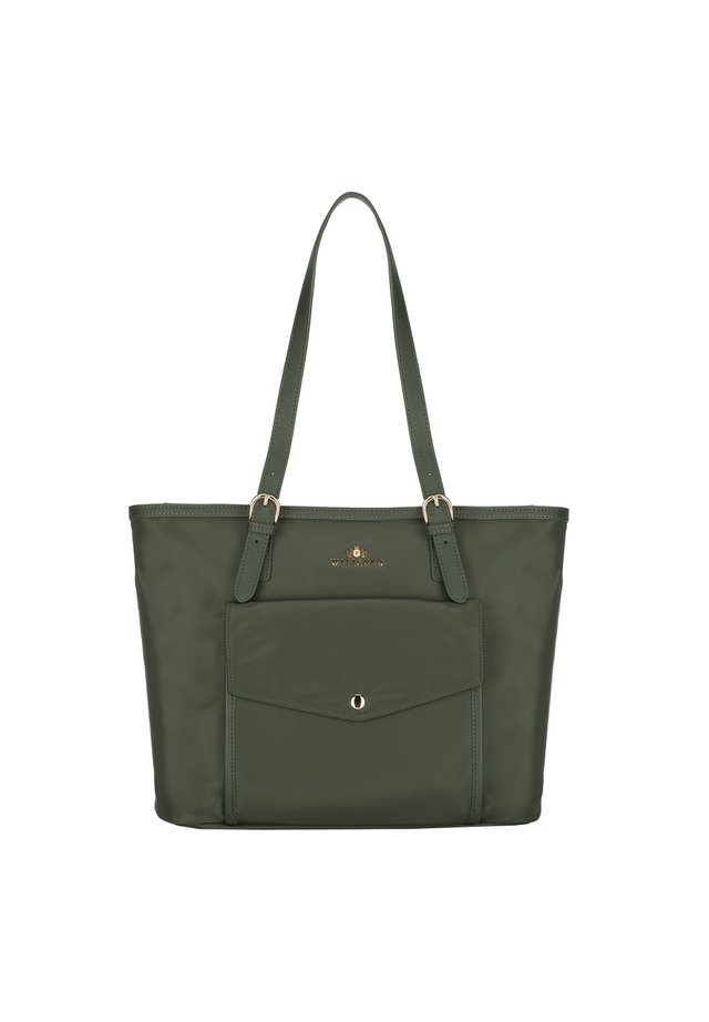 ELEGANCE - Tote bag - grün