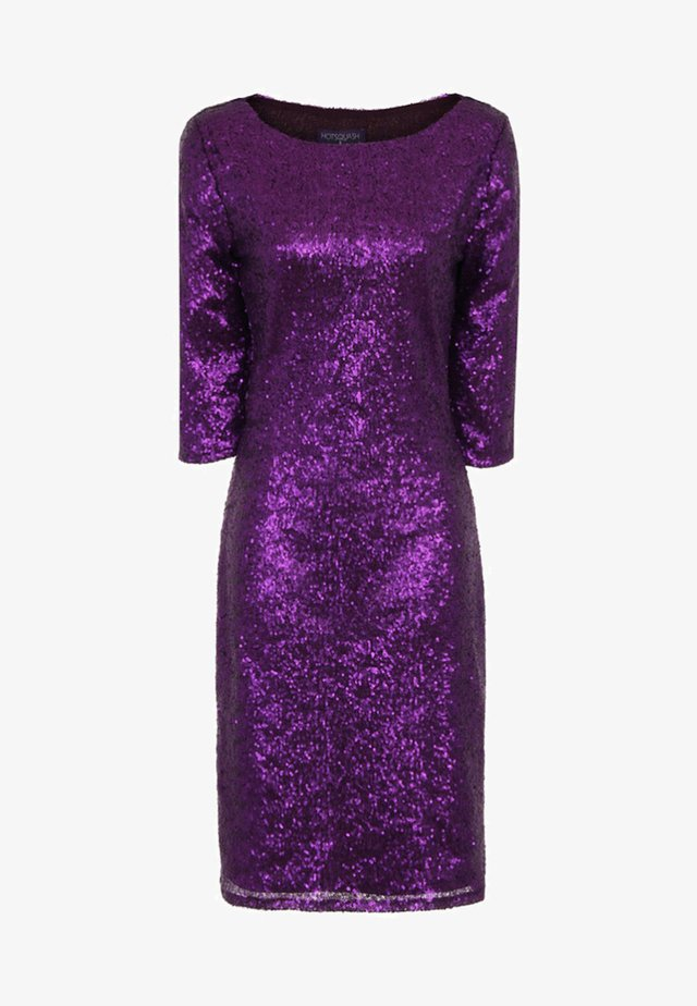 Cocktail dress / Party dress - purple