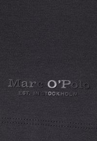 Marc O'Polo - LONG SLEEVE - Long sleeved top - black - 5