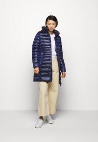 STUDIO ID - COAT - Down coat - tinta - 1