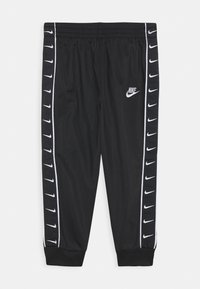 Nike Sportswear - TRICOT TAPING SET - Survêtement - black