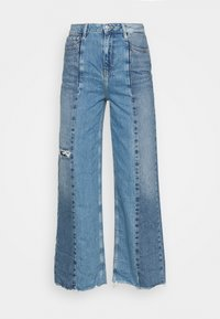 BDG Urban Outfitters - PUDDLE - Flared Jeans - blue - 4