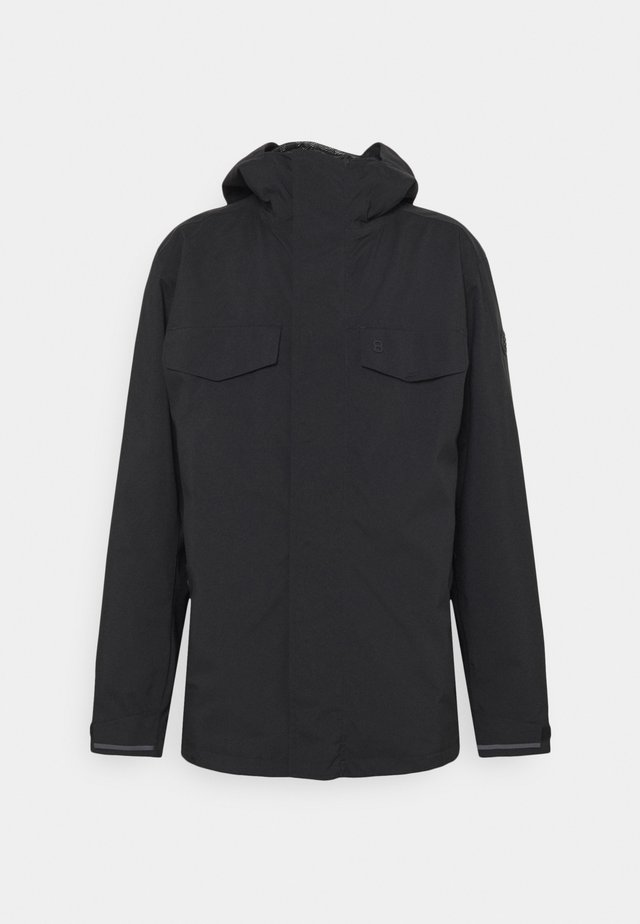 BEAGLE JACKET - Outdoorjas - black