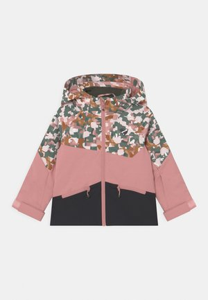 ANTARKTIKA UNISEX - Ski jacket - pink/black
