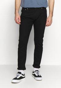 D-STRUCT - PHAEDRA - Slim fit jeans - black - 0