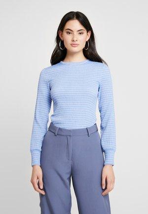 FLEXI POP BAROCCA - Blusa - blue/white