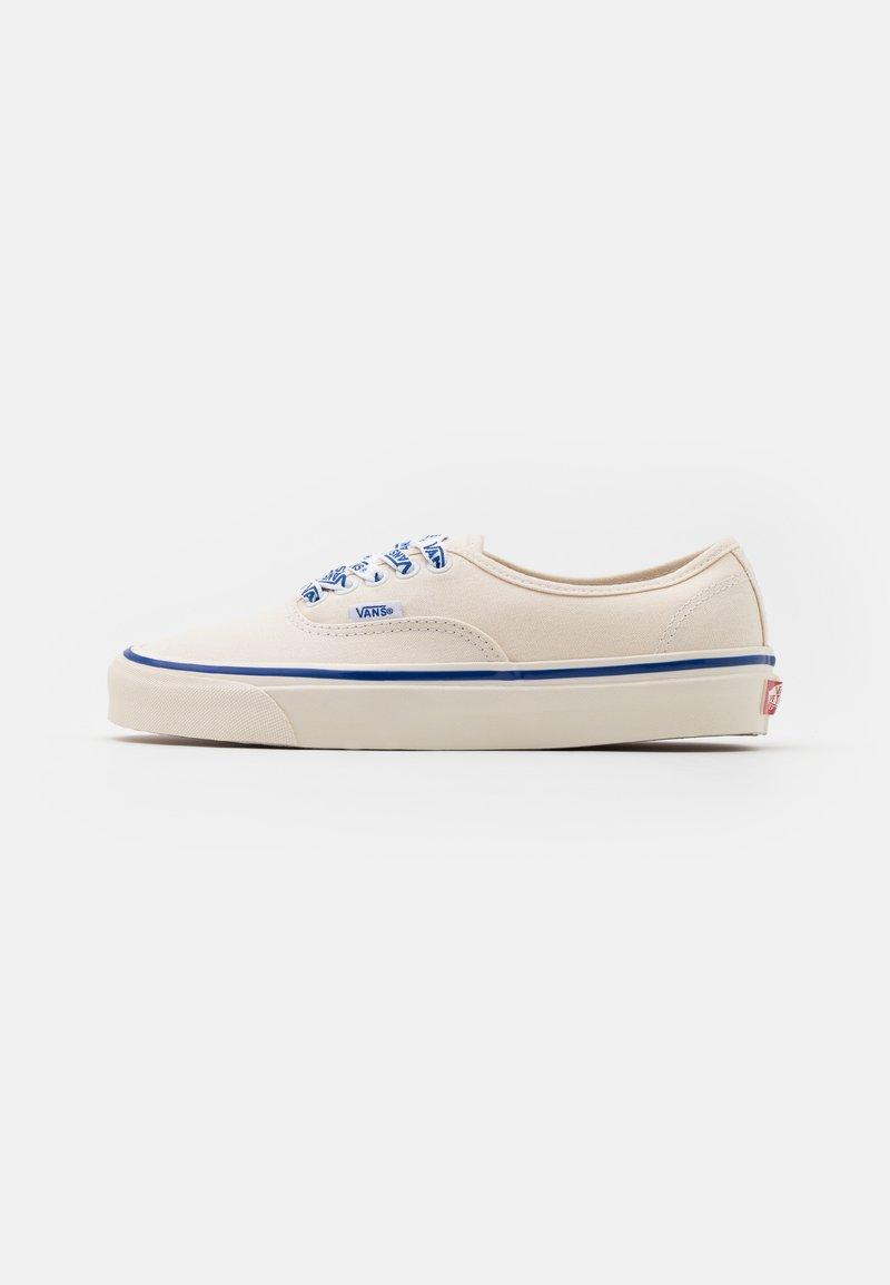 Vans - ANAHEIM AUTHENTIC 44 DX UNISEX - Trainers - white/blue