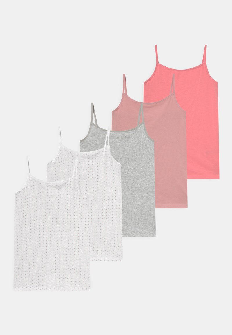 Marks & Spencer London - SPOT CAMIS 5 PACK - Undershirt - candy