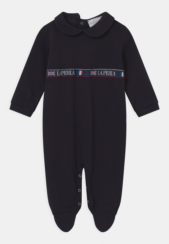 BABY BACK OPEN - Pijama de bebé - blue