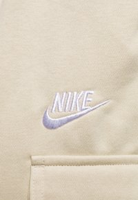 Nike Sportswear - Tracksuit bottoms - rattan/white - 5