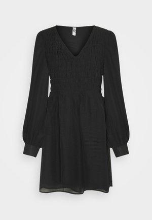 JDYMAGGIE ABOVE KNEE DRESS - Kjole - black