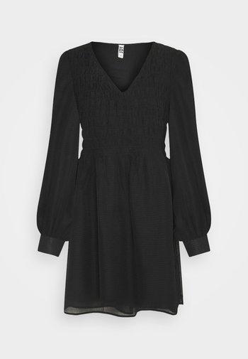 JDYMAGGIE ABOVE KNEE DRESS - Day dress - black