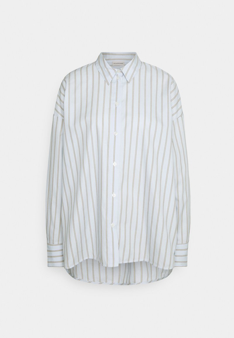 By Malene Birger - ELASIS - Button-down blouse - heather