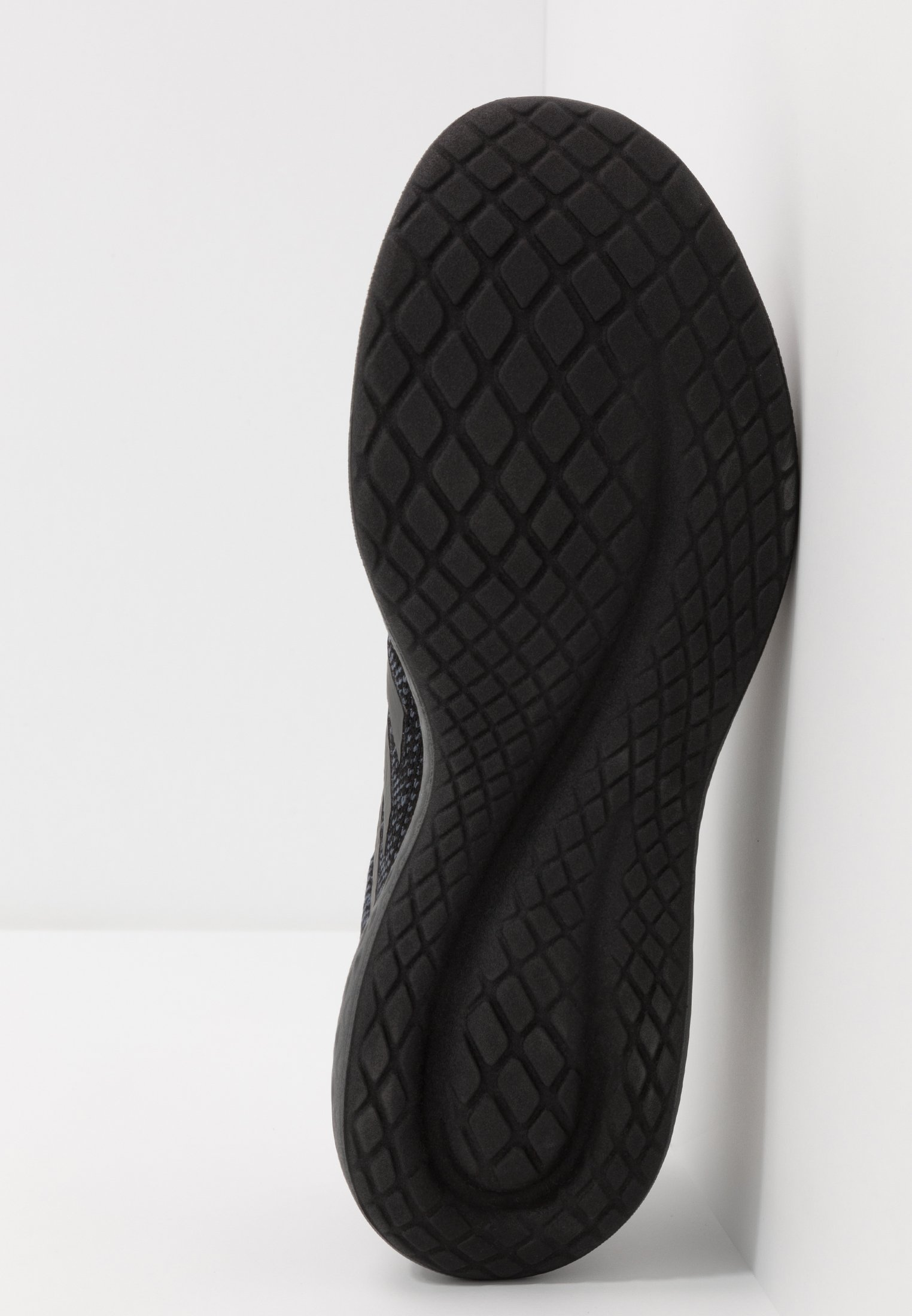 adidas Performance FLUIDFLOW - Laufschuh Neutral - core black/grey six/onix/schwarz - Herrenschuhe uFFje
